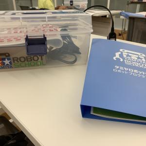 ロボット教室体験!!その3