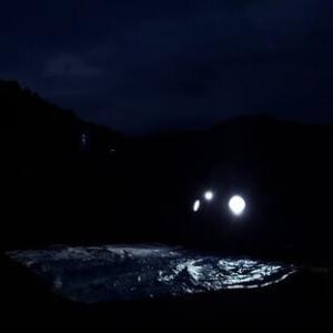 ライトトラップ・16-標高約780m
