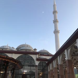 チェキルゲ(ブルサ)にあるモスク3