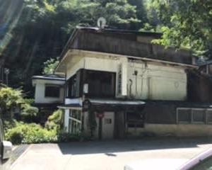 江戸時代から続く鉱泉※廃業