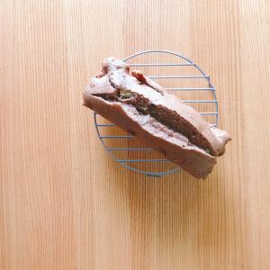 アレルギー除去おやつレシピ【バナナとシナモンの米粉蒸しケーキ】