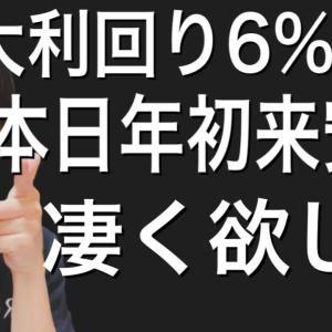 【お金返して!】本日年初来安値を更新してすごく買いたくなった最大利回り6%超えのあの優待銘柄について!