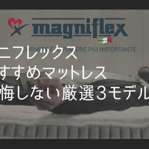 マニフレックスおすすめマットレス 後悔しない厳選3モデル【使用歴15年の実体験レビュー・評価】