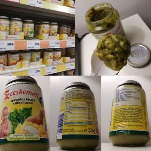 【世界の離乳食】KECSKEMETI@ハンガリー