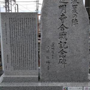 大坂夏の陣・道明寺の戦い
