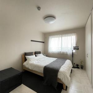 アイテムチェンジでちょこっと居心地の良くなった寝室