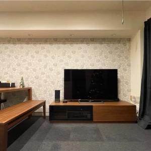 テレビ周りの掃除とテレビボードのすっきり収納術