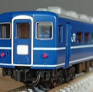 上野初の夜行列車……