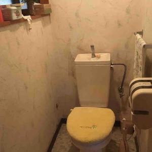 プチリフォーム トイレ