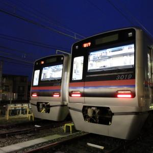 待機・京成津田沼午前4時台(1)