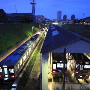 待機・京成津田沼午前4時台(2)