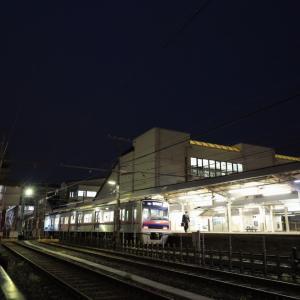 待機・京成津田沼午前4時台(3)