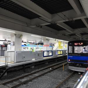 東武アーバンパークライン60000系だらけ