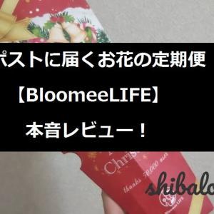 お花の定期便【BloomeeLIFE】500円プランを本音でレビュー