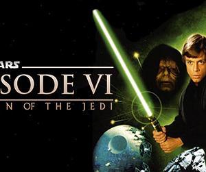スター・ウォーズ エピソード6/ジェダイの帰還(Episode VI Return of the Jedi) BD/DVDラベルを作ってみた。