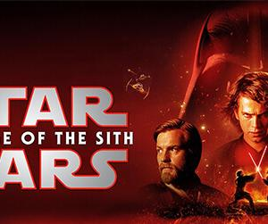スター・ウォーズ エピソード3/シスの復讐(Episode III Revenge of the Sith) BD/DVDラベルを作ってみた。