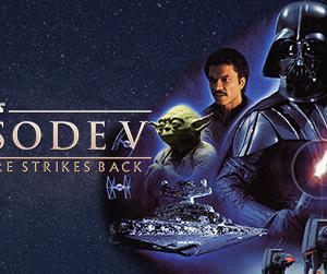 スター・ウォーズ エピソード5/帝国の逆襲(Episode V The Empire Strikes Back) BD/DVDラベルを作ってみた。