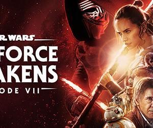 スター・ウォーズ エピソード7/フォースの覚醒(Episode VII The Force Awakens) BD/DVDラベルを作ってみた。