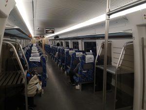 【2019年12月】広州東駅と深圳空港を結ぶ「穗深城際鉄路」に乗車