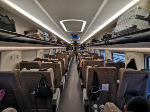 【2019年12月】鉄道乗車記:広州-昆明 高速列車の旅