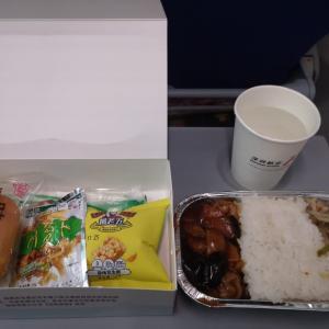 【2019年12月】航空搭乗記:深圳航空 名古屋→無錫