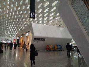 【2020年1月】航空搭乗記:深圳航空 ハノイ→深圳→上海虹橋
