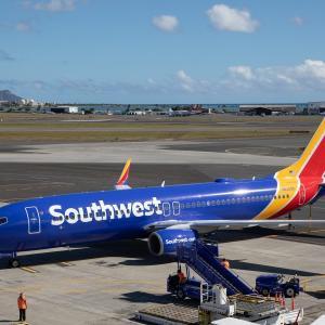 【ハワイ ニュース】サウスウェスト航空 ハワイ諸島間のフライトを開始!