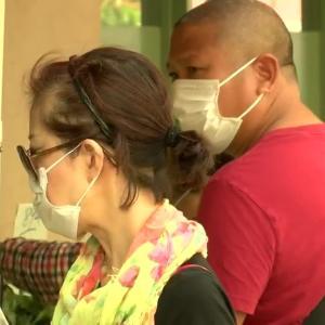 【新型コロナウイルス】ハワイ・ホノルル市長がチャイナタウンを訪問