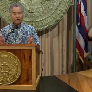 【ハワイ】イゲ州知事が5/1から一部経済活動の再開を決定!