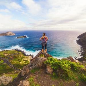 ハワイは全米一幸福度が高い州!