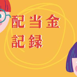 【配当金】2019年度配当金