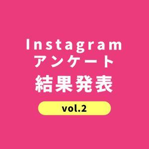 インスタ【アンケート結果:お気に入りカフェ】はっぴょ〜!!vol.2