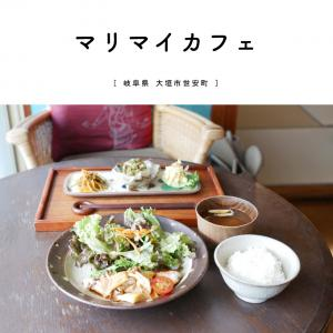 【大垣市】マリマイカフェ『台湾っぽいインテリアのお洒落古民家で優雅なランチ』座敷・大人
