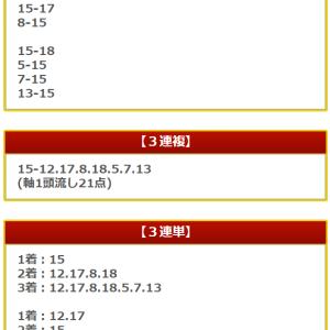 京都5レース情報