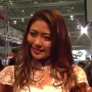 LISAさん(004) - LISAさんの動画(003) - 東京オートサロン 2016年公式ビデオ AIWA GIRLS
