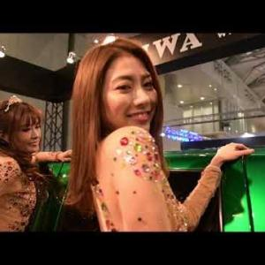 LISAさん(006) - LISAさんの動画(005) - 東京オートサロン 2019年公式ビデオ AIWA GIRLS