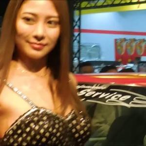 LISAさん(007) - LISAさんの動画(006) - 東京オートサロン 2020年公式ビデオ AIWA GIRLS