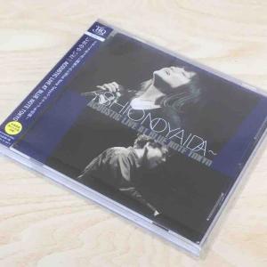 【祝・20年】矢井田瞳さんの限定CD『しおのやいだ~ACOUSTIC LIVE AT BLUE NOTE TOKYO』が届いたよ、という話。