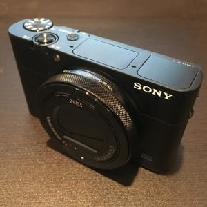 SONY RX100M5を買いました。