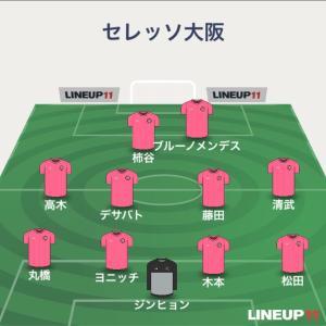 セレッソ大阪 2020予想スタメン Jリーグ開幕直前! #27