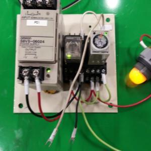 超簡単!電気工作&配線入門書 リレー回路入門準備