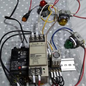 超簡単!電気工作&配線入門書⑥ タイマーリレーを動作させる。
