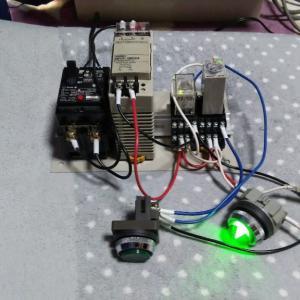 超簡単!電気工作&配線入門書⑪ タイマー自己保持回路