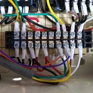 予約タイマーで作動する天井裏音響装置をリモコンで割り込み動作させる
