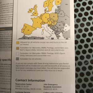 ボルボ XC 60 を ヨーロッパ 5カ国 で運転してみました!