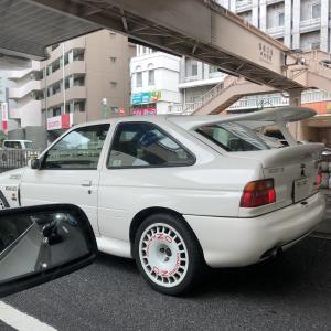 街中で見かけた珍しい車達!第4回