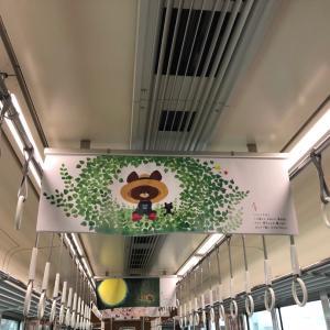 電車で癒された〜