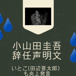 小山田圭吾の声明文・一転辞退は官邸主導?芸能界での様々な声のまとめ