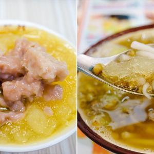 台北、寧夏夜市のすぐ近くにある「豆花、台湾スイーツ店」2店舗食べ比べしてみたよ