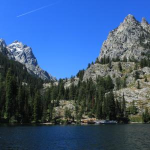 アメリカ国立公園の旅② Grand Teton National Park